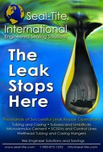 leaks stops here